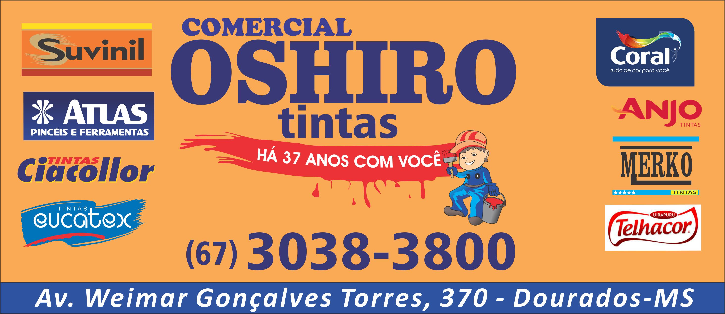 Comercial Oshiro